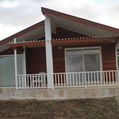 خانه ها توسطKuloğlu Orman Ürünleri