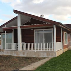 Houses by Kuloğlu Orman Ürünleri