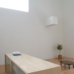 恵庭の住宅: 工藤智央建築研究所が手掛けた壁です。