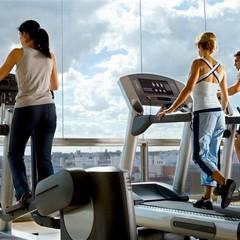 CCT INVESTMENTS – CCT 112 Project in Beylikduzu: modern tarz Fitness Odası