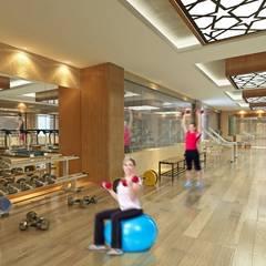 CCT INVESTMENTS – CCT 144 Project in Beylikduzu: modern tarz Fitness Odası