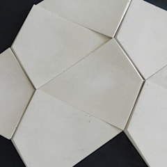 Płyty betonowe Artis Visio: styl , w kategorii Ściany zaprojektowany przez DecoMania.pl