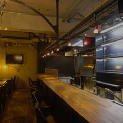 Diners The Five Points: (株)グリッドフレームが手掛けたバー & クラブです。