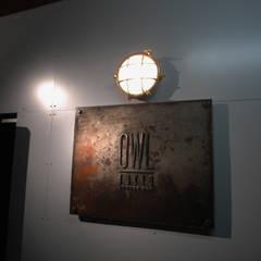 club OWL: (株)グリッドフレームが手掛けたバー & クラブです。