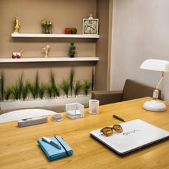 Mozeta Mimarlık – Yüksel Hukuk Bürosu:  tarz Ofisler ve Mağazalar