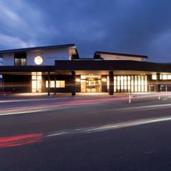外観(改修後): 宮田建築設計室が手掛けた医療機関です。