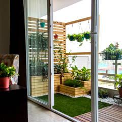 Balcony Roof Ideas 7