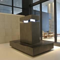Andaz Tokyo 37th Floor Sculpture: アッシュ・ペー・フランス株式会社が手掛けたスパです。