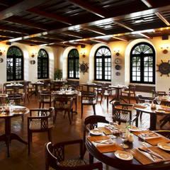 Hotels & Resorts: colonial Dining room by Prabu Shankar Photography