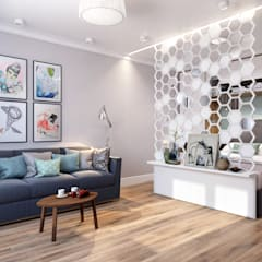 Living room by CO:interior