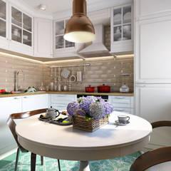 مطبخ تنفيذ CO:interior