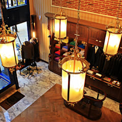 Commercial Spaces توسطSiyah Sekiz Tasarım ve Mimarlık, کلاسیک