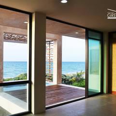 CASA DUNAS: Salones de estilo  de Yucatan Green Design