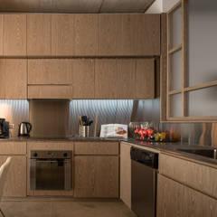 Apartamento Rubiano: Cocinas de estilo  por MEMA Arquitectos,