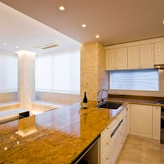 Kitchen by QUALIA, Classic
