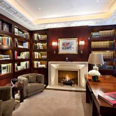 مكتب عمل أو دراسة تنفيذ KSR Architects , كلاسيكي