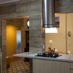 Dapur oleh arquiteta aclaene de mello, Modern