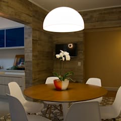 Dapur oleh arquiteta aclaene de mello, Eklektik
