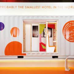 โรงแรม by Estudio de Arquitectura Teresa Sapey