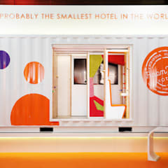 Hotels by Estudio de Arquitectura Teresa Sapey