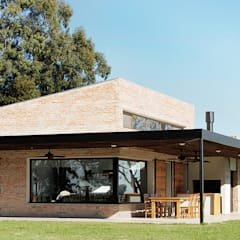 Houses by BAM! arquitectura