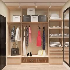 Closets de estilo  por Катя Волкова