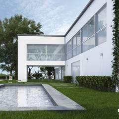 3D render:  Conservatory by jyotsnarawool