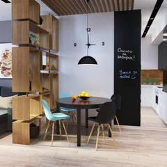 Дизайн-проект квартиры для молодой пары.: Кухни в . Автор – Катя Волкова