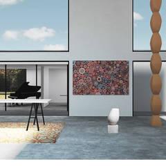 House for an Artist: Bureau de style de style eclectique par Alexandru Patrichi Architect