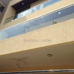 Residential project:  Terrace by Tasteful living,