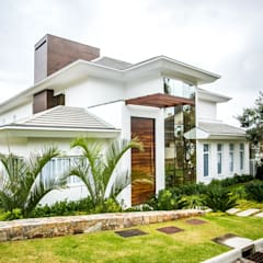 Houses by Roma Arquitetura