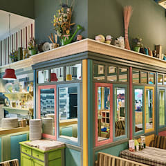 Студия дизайна Саши Федоренко의  레스토랑