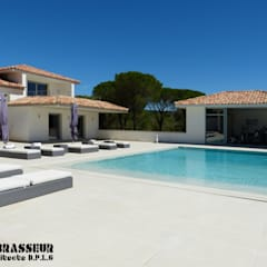Pool by Brasseur, Mediterranean