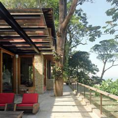 Terrace by Maria Claudia Faro