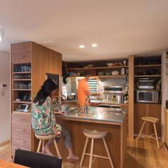 キッチン: FAD建築事務所が手掛けたキッチンです。,