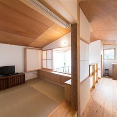 和室: FAD建築事務所が手掛けた和室です。,