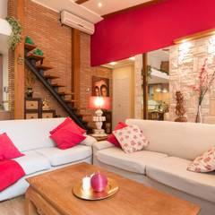 Decoración de viviendas: Salones de estilo  de Narai Decor