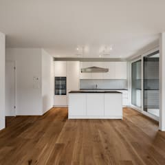 Überbauung Fuchsloch :  Küche von Giesser Architektur + Planung