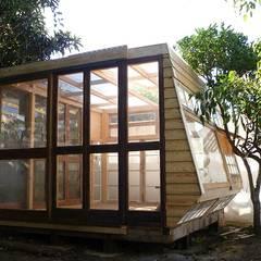 Projekty,  Ogród zimowy zaprojektowane przez Tomaz Viana Designermaker