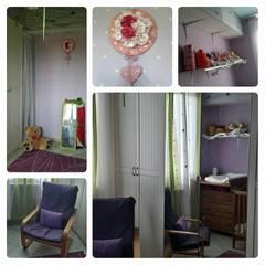 Home Restyling by ArKimamma: Stanza dei bambini in stile  di ArKimamma