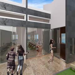 TORRE DUBAI:  de estilo  por CREAR VISUAL,