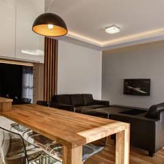 Klimat pod wynajem: styl , w kategorii Salon zaprojektowany przez Perfect Space