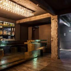Bar Próspero: Bares y discotecas de estilo  por Barnabé Bustamante Ludlow Arquitectos
