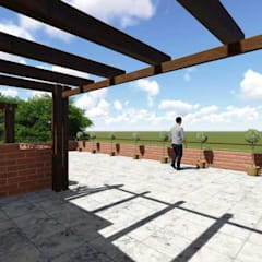 Patios & Decks by Kankariya Developers