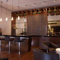 Casa San Agustín: Comedores de estilo  por PORTICO Arquitectura + Construcción