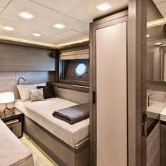 Yachts & jets by  roberta mari, Modern