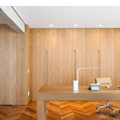 Study/office by RSRG Arquitetos, Minimalist