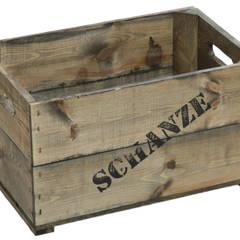 Aufgearbeitete Kisten:  Arbeitszimmer von Kistenkolli Altes Land GbR Maxin & Rehder