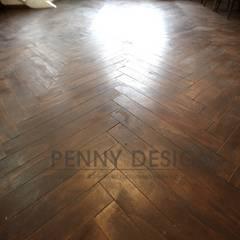 ABOUT TIME STUDIO: penny design의  상업 공간,클래식