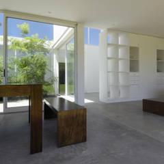 Casa Ennis Saavedra: Terrazas de estilo  por Bares Bares Bares Schnack | Estudio de Arquitectura
